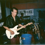 Raul Nieves with SF @ The Inlet - 2003