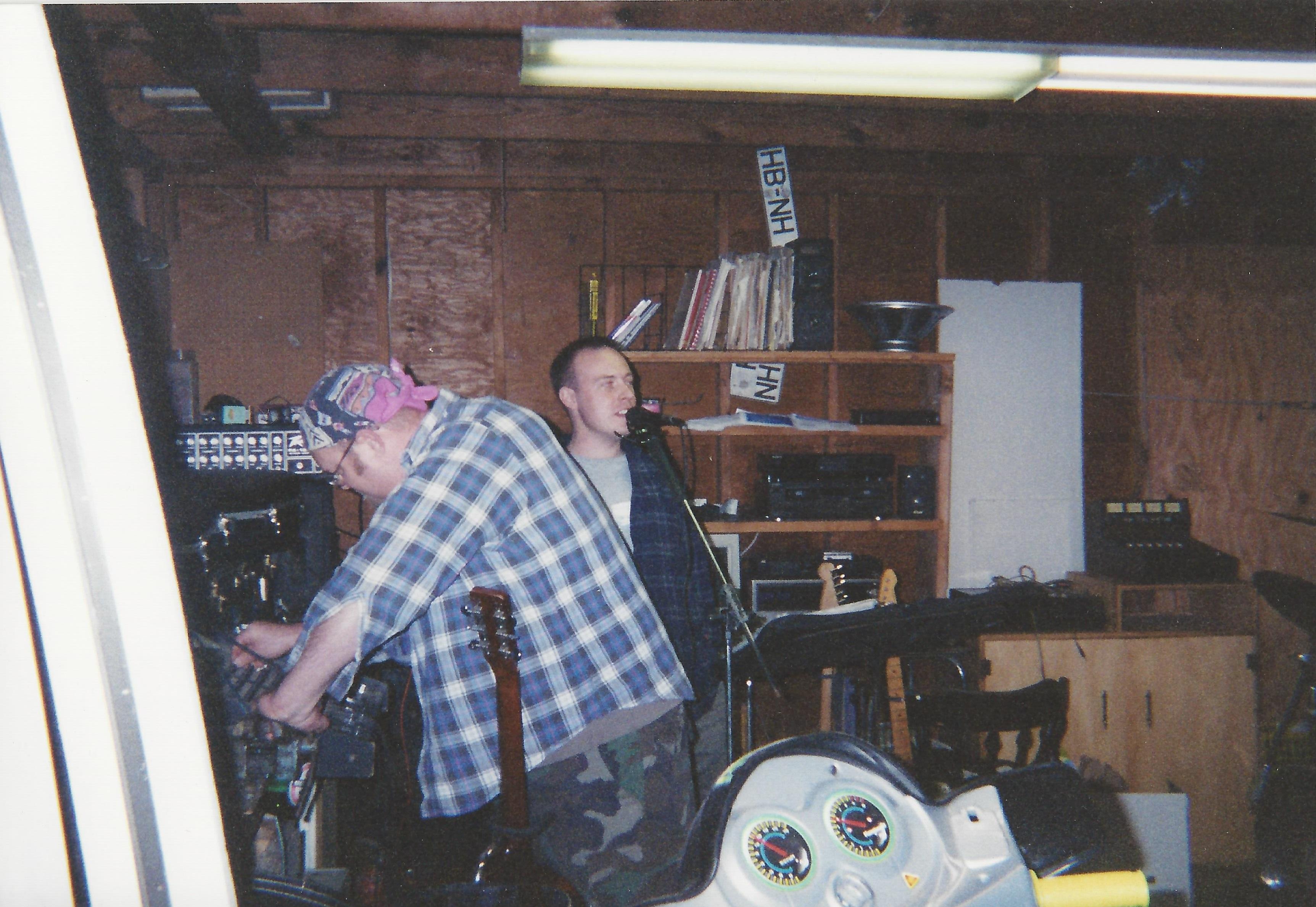 Rick and Erik 600 Florida
